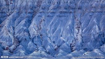 飞过山死图-死亡山谷 冰川图片