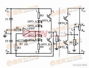 6SN7 2A3前置放大器电路图 -放大器