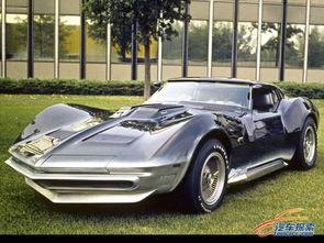 ...965款考维特Manta Ray概念车 属于美国版本,中国市场暂无销售,...