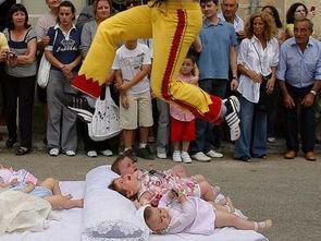 基督圣体节 全球最具特色的节日 旅行