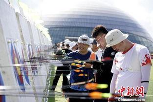 ,团体赛由鸡西龙之武队获得;男子传统弓个人