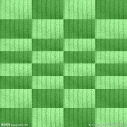 绿色方格背景图片