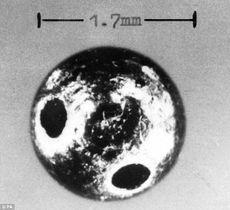 放射性元素钋-210. 上世纪冷战高峰时曾使保加利亚异议人士毙命的雨...