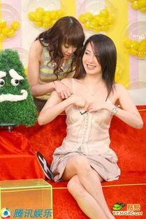 色情变态搬上台面 台湾娱乐节目越玩越疯