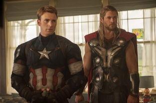 者联盟2:奥创纪元》.在托尼·... 事态失控,于是钢铁侠、美国队长...