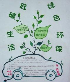 小学生爱护环境 保护环境手抄报图片