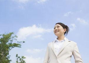 自信笑容商务美女图片素材 图片ID 81399 商务人士 人物图片
