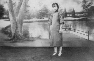 母亲的师生情谊 一 终生的朋友林觞池