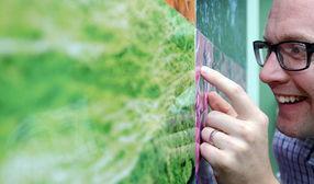 国际在线专稿:据美国odditycentral网站7月11日报道,盯着油漆变干...