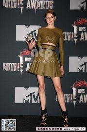 偷拍av视频-2014 MTV电影大奖颁奖礼——获奖拍照