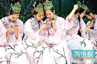 仙家第一-神仙 驾到 增城何仙姑旅游节开幕