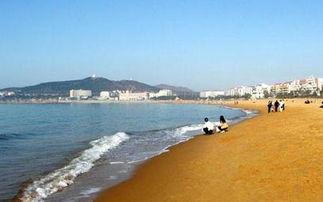 海边旅游最好去处大连海滨浴场