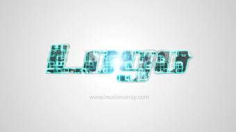 ...技光效技术公司标志logo片头AE模板素材 高清MP4格式下载 视频71....