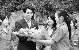...之歌 不忘本的农民工企业家陈华瑞