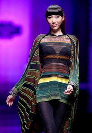 Deng Hao s creations at China Fashion Week