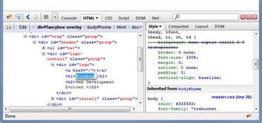 HTML 和 Java 代码.Firebug 是一个自由和开源项目,由 Joe Hewitt ...
