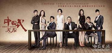 中国式关系-东方卫视晋升2016卫视平台电视剧收视亚军
