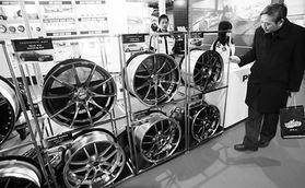 国产轮毂品质和知名度越来越高