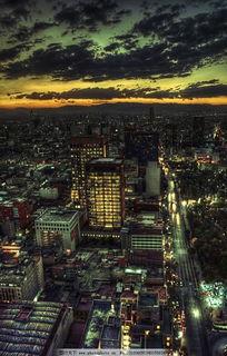 俯视城市-大溪地海水 大溪地 海水 蓝天 白云 海浪 国外旅游 旅游摄影 ...