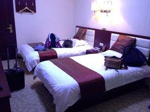 小旅店房间