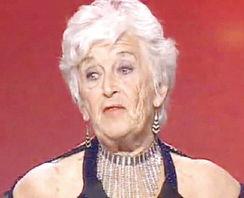 英国75岁老太太萨拉·帕迪·琼斯-英国75岁老太获舞蹈选秀冠军 组图 ...