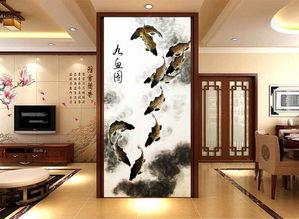 瓷砖背景墙安装