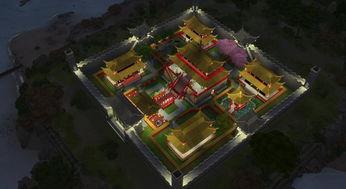 模拟人生4房屋MOD下载 模拟人生4皇城宫殿MOD下载