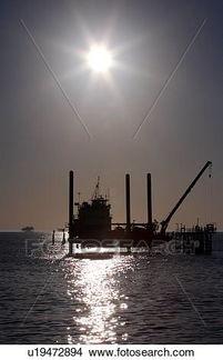 boatrun-Liftboat 执行 生产平台 维护