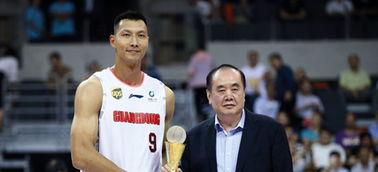 易建联CBA生涯总得分超越刘炜,升至第二位