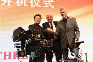 成电人影a-杨书华 中国纪录片走向国际要学会讲故事