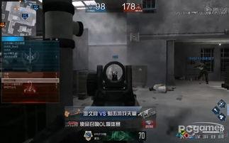 射击游戏天堂   FPSTT第一局五人往飞机中段集中试图进攻A点,游...