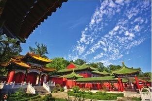 西安楼观中国道文化展示区3月开放