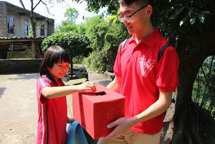 ...县农村留守儿童暑期生活精彩纷呈