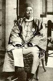 帝国参加沙皇的加冕典礼,推进中俄之间的以日本为共同敌人的