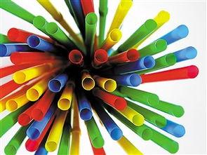 ...少人在喝热饮的时候会用到彩色吸管.但现在市场上流通的很多彩色...