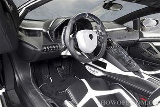 1600马力 MANSORY改装兰博基尼Aventador