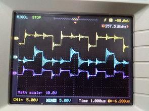 ...D1电路输出端波形有杂波的问题 求帮助