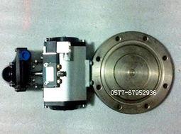 GIQ 150气动高真空蝶阀 气动真空阀门价格行情产品的资料