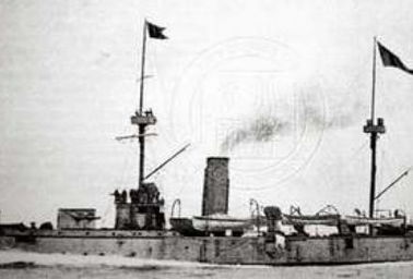 丹东发现甲午海战沉没战舰 专家认为是致远舰