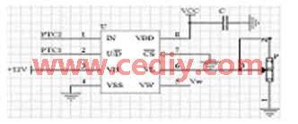 基于MC68HC908GP32单片机的电动车智能仪表研制