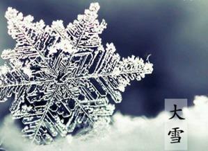 冬季关于大雪的唯美空间说说精选 大雪纷纷扬扬落下