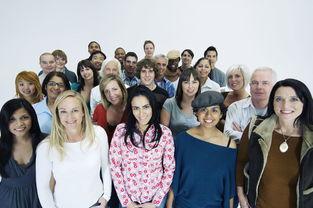 自信笑容的团队人物高清图片图片素材 图片ID 61227 其它人物 人物图片