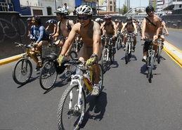 该活动在巴西、秘鲁、南非等国家同时展开.