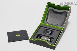 座台下方的数据线和充电器-安卓平台游戏机NVIDIA SHIELD解剖报告