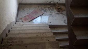 楼梯瓷砖铺贴视频