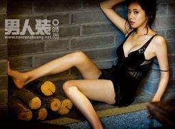 韩国女星秋瓷炫在国内的发展顺风顺水,但她不甘于此,近期的《男人...