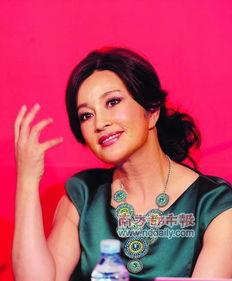 今日新鲜事刘晓庆-刘晓庆 我时常被人打倒 但绝不会被打败