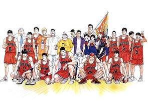 《灌篮高手》(SLAM DUNK)日本漫画家井上雄彦以高中篮球为题材...