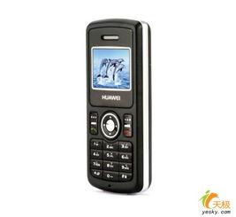 ...网市场 联通携华为推首款CDMA长待手机
