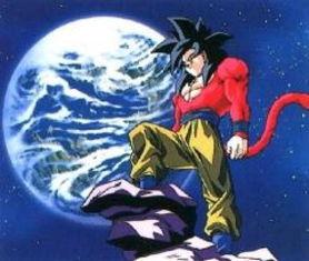超级赛亚人4就是超级赛亚人之神的第四介不服来辩